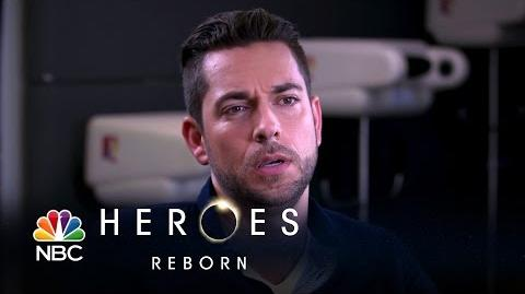 Heroes Reborn - Inside the Eclipse Episode 5 The Lion's Den