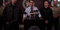 Nathan Petrelli's Press Conference