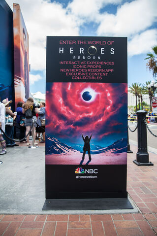 File:VSL produced NBC Heroes Reborn Experience Sign.jpg