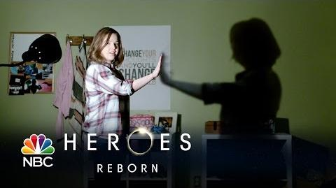 "Heroes Reborn - Dark Matters Chapter Two ""Phoebe"" (Digital Exclusive)"