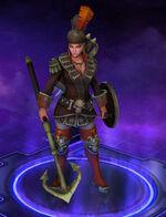 Bloodsail Pirate Queen Cassia