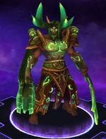 Malfurion - Druid of the Flame - Fel