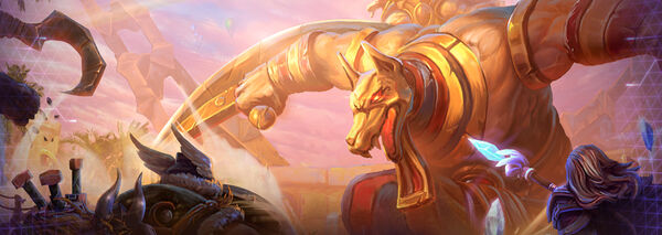 Heroes Brawl - Temple Arena