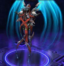 Auriel - Master - Red