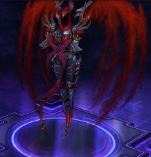 Auriel - Demonic - Red