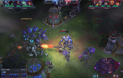 Heroes Replay Mode 03