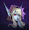 Spray - Cartoon Sylvanas