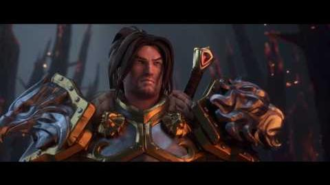 Forged by Fire Heroes of the Storm BlizzCon 2016 Hero Trailer