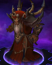Gul'dan - Shadow Council - Mag'har