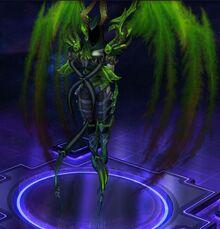 Auriel - Demonic - Green