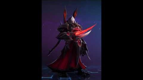 Alarak FULL Quotes - Heroes of the Storm