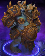 Cho - Warlord - Mage