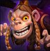 Nexus - Flying Monkey Brightwing Portrait
