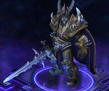 Arthas - Master - Blue