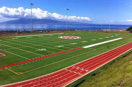 Costa Verde High Football Field