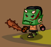 File:Orc leather armor spiked club.png