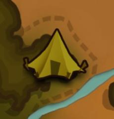 Hero tent