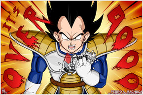 It s Over 9000 by Hellknight10
