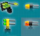 Flick Missile Shooter