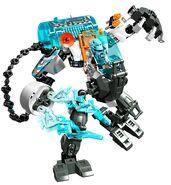 Hero Factory Invasion from Below Wave 1 - Stormer Freeze Machine