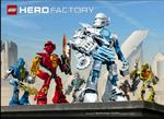 Hero factory poster