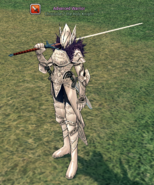Chronicler (Paladin Claymore)