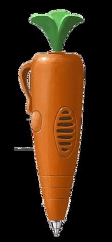 Carrot pen