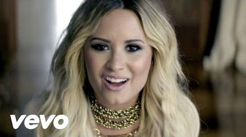 "Demi Lovato - Let It Go (from ""Frozen"") Official"
