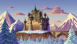Krampus' Castle