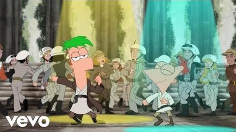 """Vanessa - Rebel, Let's Go! (from """"Phineas and Ferb Star Wars"""")"""