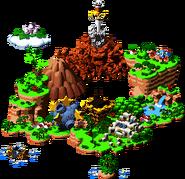 Mushroom Kingdom 1