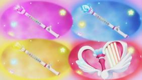 Fresh Pretty Cure! - Cure Sticks