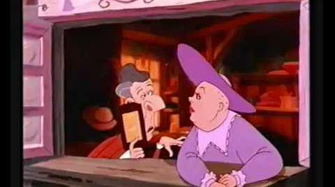 Belle (Little Town) - Beauty and the Beast (1991)
