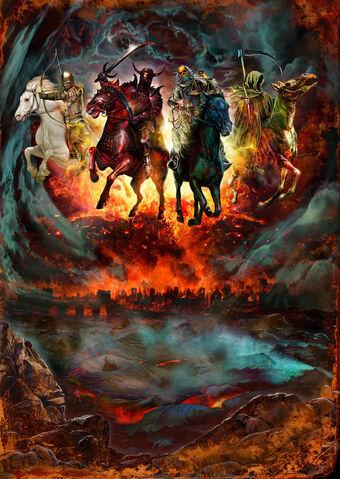 File:Four Horsemen by MarkWilkinson.jpg