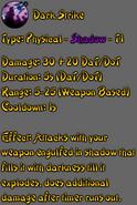 Dark Strike description
