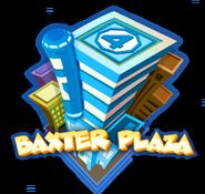 Baxter plaza
