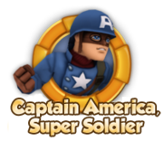 Captain America, Super Soldier