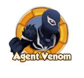 Venom is an agent