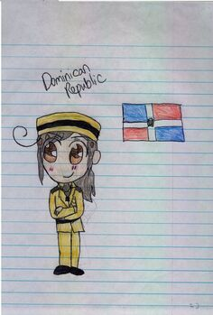 Dominican Republic-tan