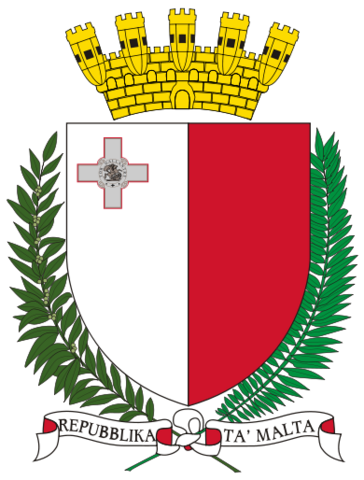 File:Malta Coat of Arms.png
