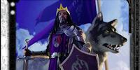 His Majesty, King Gabriel