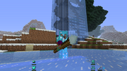Better Dungeons - Ice Staff - In hand