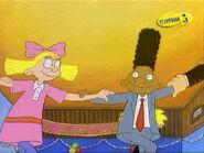 Helga and Gerald at Bar Mitzvah