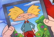 Arnold pin-up