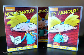 File:Hey Arnold! Complete Series2.png