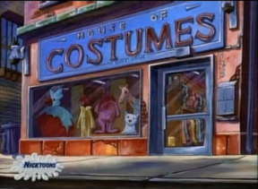 House of Costumes