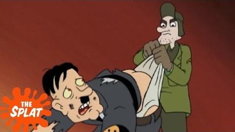 Grandpa Phil Defeats Hitler Hey Arnold! The Splat-1471470348