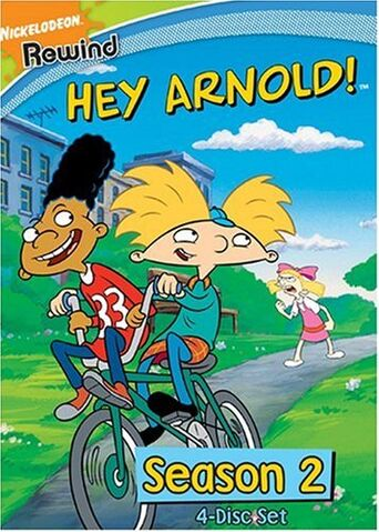 File:HeyArnold! Season 2.jpg