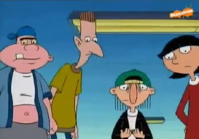 File:Harold, Stinky, Sid, and Rhonda (Deconstructing Arnold).png