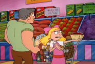I'm allergic to strawberries, you ass!